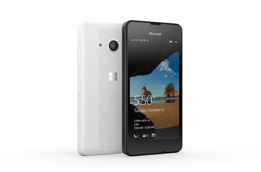 MICROSOFT PHONE 550