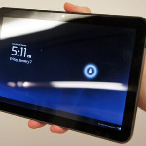 Motorola Xoom Take Apart Repair Guide