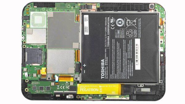 Toshiba Tablet reper