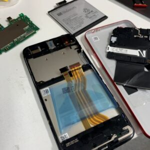 sony water damege repair